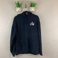 Obey Prop Hoodie Size Large Pullover Pyramid Black White