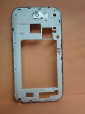 Original White Housing Back Chassis Samsung Galaxy Note 2 LTE N7105 Repair USA