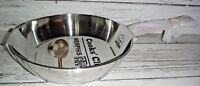 Cooks' Club Memphis 12in Skillet Fast Heating Case Aluminum Deep Pan