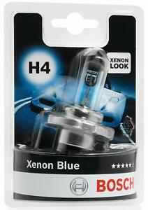 Bosch 1987301010 Lampadina, H4 Xenon Blue 12V 60/55W (P1q)