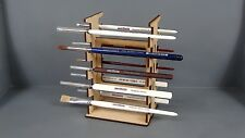 TTCombat - Wargames Hobby Painting Tools Accessories Storage - Paint Brush Rack
