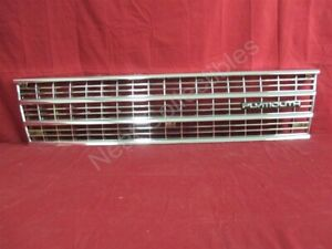 NOS OEM Plymouth Voyager Chrome Grille 1991 - 95