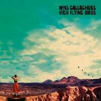 Noel Gallagher's Alta Flying B - Who Construido The Moon ? Nuevo CD