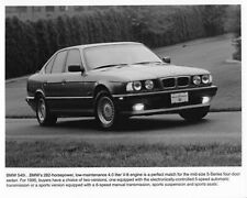 1995 Bmw 540i Press Photo 0029