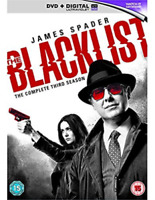 The Blacklist - Series 3 DVD