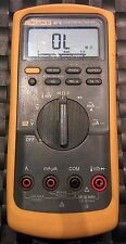 FLUKE 87-V True RMS Industrial Grade True RMS Professional Multimeter*