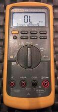 FLUKE 87-V True RMS Industrial Grade True RMS Multimeter