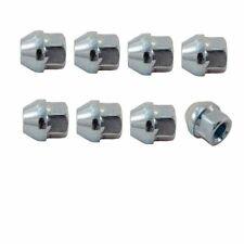 20 x Open Steel/Alloy Wheel Nut 14 x 1.5mm 19mm Head 60 Degree Seat - VW