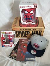 Funko Pop! Marvel Collector Corps - Spiderman box