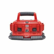 Milwaukee M1418c6 Chargeur Multiport M18 240 V