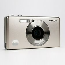 Ricoh PX Waterproof Digital Compact Camera 16 MP w/ Charger, 8GB SD Card & Case