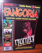 FANGORIA  Magazine Vol. 1 # 2 1979 The Prophecy rare Vintage Horror Original