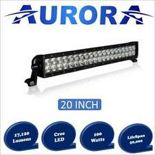 Aurora 20 Inch Dual Row LED Light Bar - 17,120 Lumens