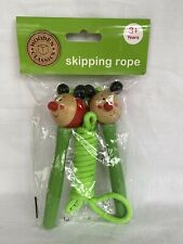 Wooden Handle Skipping Rope For Sale Ebay