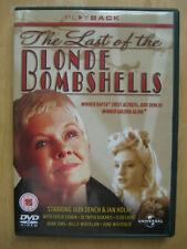 Last Of The Blonde Bombshells (DVD, 2007) Cleo Laine, Judi Dench Joan Sims,