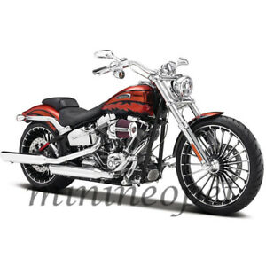 MAISTO 32327 2014 HARLEY DAVIDSON CVO BREAKOUT MOTORCYCLE 1/12 COPPER