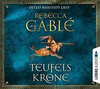 REBECCA GABLÉ - TEUFELSKRONE  12 CD NEW