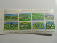 Discount Stamps : CANADA SC#BK87 34c FORTS SE-TENANT BOOKLET PANE MNH