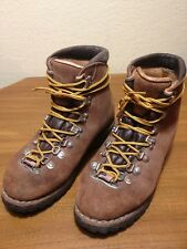 Suola Waffle Lug Mountain Leather Hiker Hiking Boots 8? Red Wing Keepers