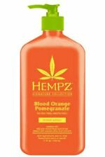 Supre Hempz Blood Orange Pomegranate Herbal Body Moisturizer Lotion 17 oz. New!