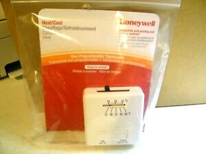Honeywell Non-Programmable Heat/Cool Thermostat CT31A