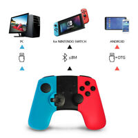 Wireless Bluetooth Game Controller Gamepad Joystick For Nintend Switch PC Phone