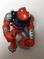 "1990 HASBRO 5"" BUCKY O'HARE THE TOAD WARS BRUISER ACTION FIGURE"