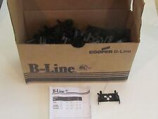 COPPER B LINE BX4M FLEXIBLE CONDUIT /CABLE TO STUD FASTENER OPEN BOX OF 97