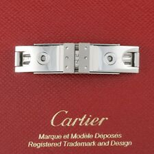 "Cartier ""21"" GM/XL #VA280132, 10mm Stainless Steel Watch Deployment Buckle"