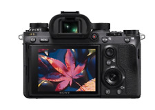 Sony Alpha A9 ILCE-9 24.2MP Mirrorless Camera  Black Body Only ILCE9/B