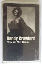 Randy Crawford.... Now We May Begin... Cassette Album