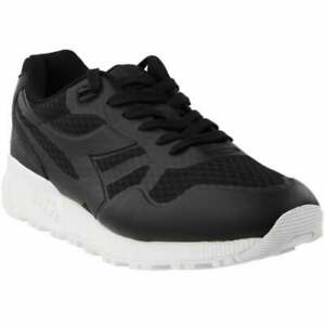 Diadora N9000 Mm Mens  Sneakers Shoes Casual   - Black