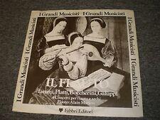 Il Flauto~Tartini, Platti, Boccherini, Galuppi~Alain Marion~I Grandi Musicisti