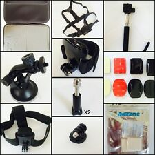 10in1 GoPro Accessories Kit Set Pack For Hero Camera 2 3 3+