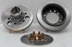 1961 1967 Pontiac harmonic balancer 195 326 389 400 421 Assembly