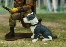 Hood Hounds Pit bull Pitbull Capo Dog 1:18 GI Joe Size Cake Topper Figure K1285J