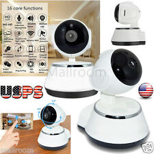 720P HD WIFI IP Camera WLAN Wireless Netzwerk WIFI Night Vision CCTV Webcam USPS