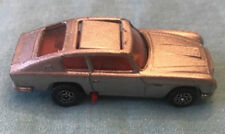 Vintage Corgi James Bond Aston Martin DB6 007 Toy Car Nice Glidrose and Eon 1979