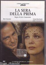 DVD Film: La sera della prima - USA 1978