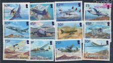 Ascension 1194-1205 postfrisch 2013 Jagd und Militärflugzeuge (8610164