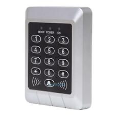 Electronic RFID Proximity Entry Door Lock keypad Access Control System +8pc Keys