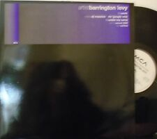 "BARRINGTON LEVY ~ Work ~ 12"" Single PS - PROMO"