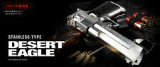 Tokyo Marui No.25 Desert Eagle Stainless Type Hop Up Air Soft Hand Gun Japan
