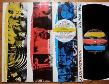 The Police - Synchronicity - NL 1983 - CLUB Edition AMCL 401216 / AMLX 63735 rar