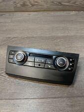 BMW 3 Series E90 LCI Heater Controls AC Controller Panel 9250393