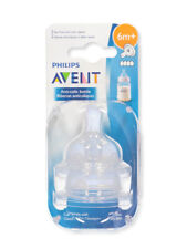 Avent 2-Pack Fast Flow Anti-Colic Bottle Nipples