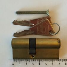 Cylindre serrure porte VACHETTE (barillet canon) 2 clés Schließzylinder cylinder