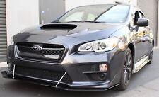 2015+ Subaru WRX & STI Side Skirts Lip Extensions - Easy Install - Cheap