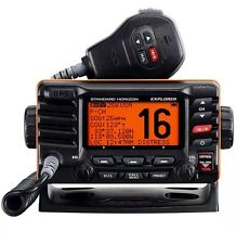 Standard Horizon Gx1700B Explorer Gx1700 Gps Fixed Mount Vhf Radio