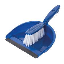 More details for dustpan & brush set - 280 x 220mm
